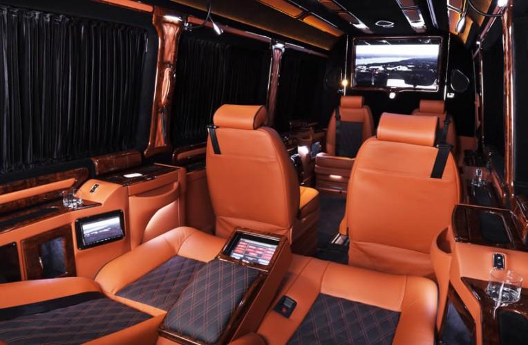 Mercedes Benz Vito Vip Dizayn
